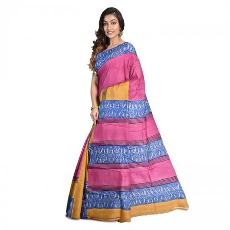 Tasar Saree Has The Answer To Everything
