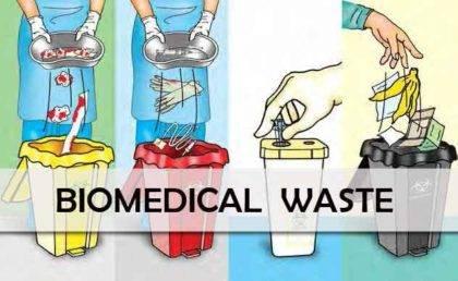 Tracks & Manage your Medical Waste
