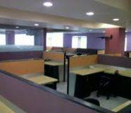 sq.ft Excellent office space For rent at St.Marks Rd