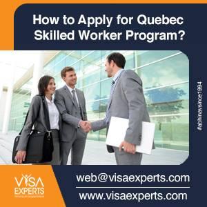 How to apply for Quebec Skilled Worker Program?