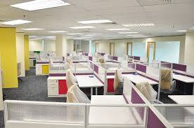 sq.ft Elegant office space for rent at richmond road