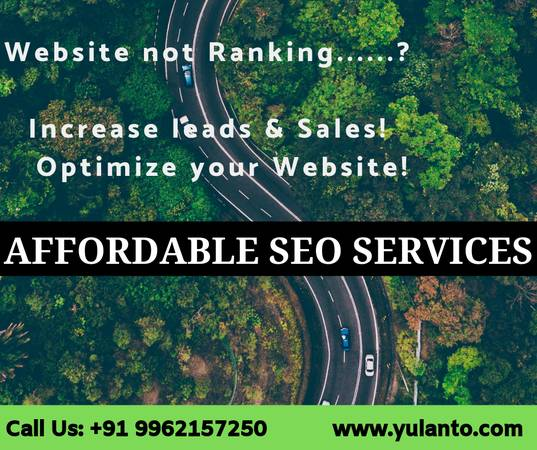 Affordable SEO Services Company..........$199