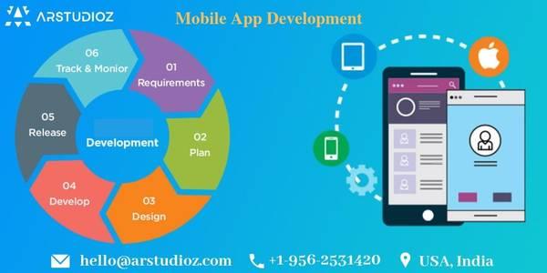 Best Mobile App Company in Germany   ArStudioz