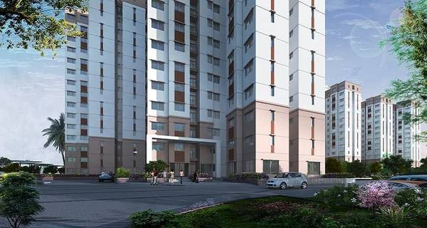 Buy 2/3 BHK apartments near Electronic City by only paying