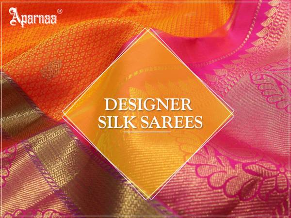 Explore The Gorgeous Designer Saree Collection at Aparnaa
