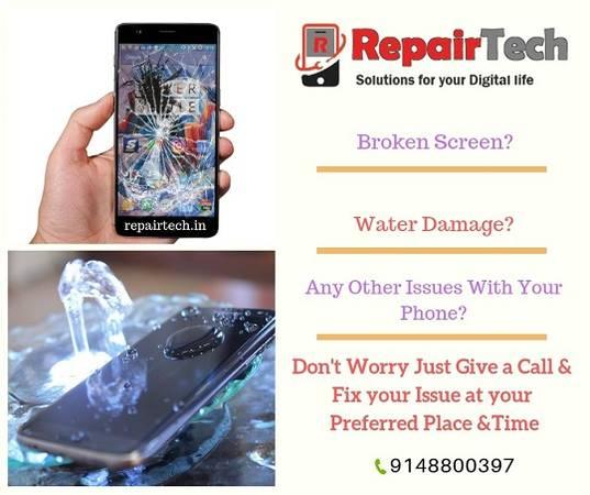 Online Mobile Service centre in Bangalore