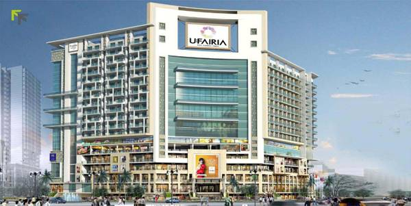 Own your retail shops at Fusion Ufairia. For enquiry: