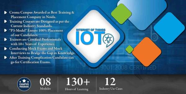 Which is the best place for IOT Training?