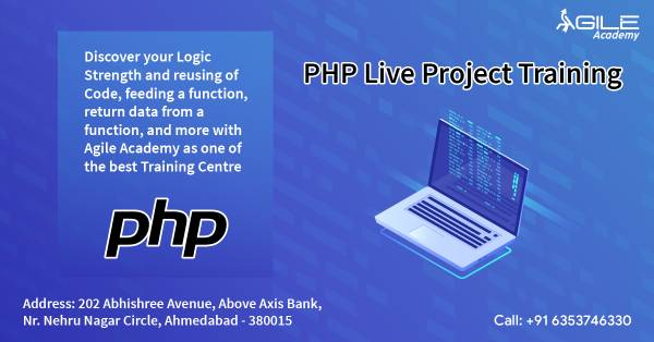 Best PHP training institute in Ahmedabad