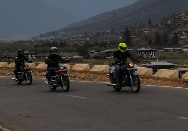 Bhutan Motorcycle Trip