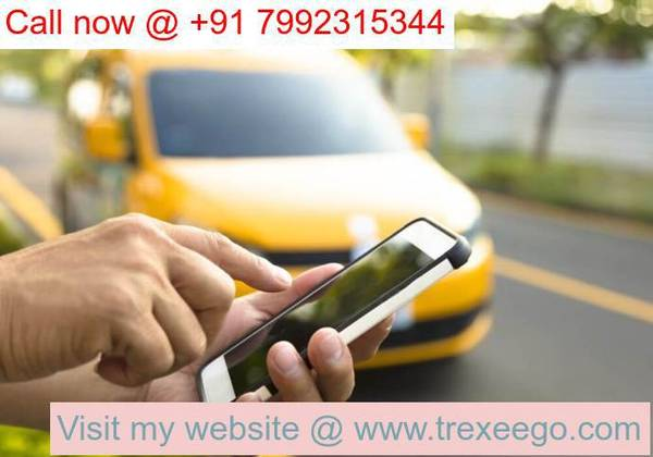 Contact For Book Best Cabs Online in India | Trexeego