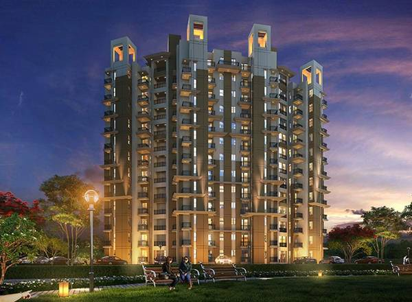 Eldeco City Dreams: 1 & 2 BHK Apartments in IIM Road,