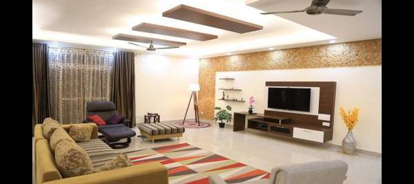 Furnished 4 Bhk Builder Floor Flat Rent Green Park Delhi