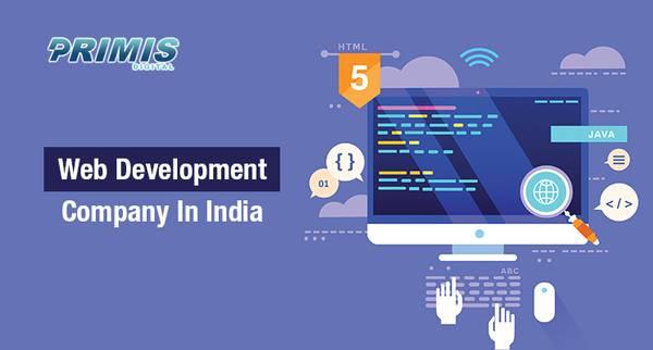 WEB DEVELOPMENT COMPANY IN INDIA-PRIMIS DIGITAL
