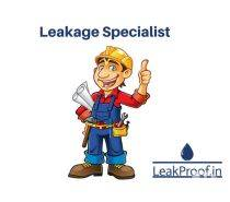 Waterproofing Solutions for Leakages - Home/Office/Terrace