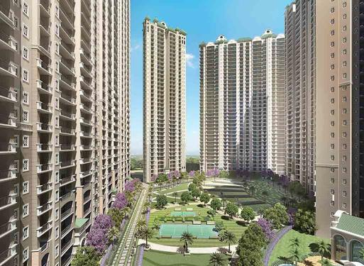 ATS Picturesque 3BHKUtilityLounge Apartments in sec 152