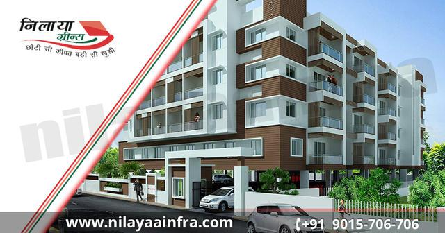 An Affordable residential project by Nilaya Infra