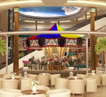 Ekana Mall Commercial Hubs in Gomti Nagar Extension Lucknow