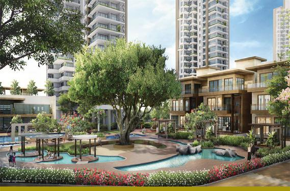 Puri Emerald Bay 23BHK Apartments