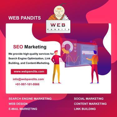 Website Design Development Company in DelhiNCR WebPandi