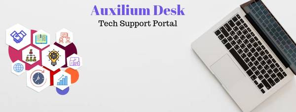 Auxilium Desk is self-hosted helpdesk for freelancers, small