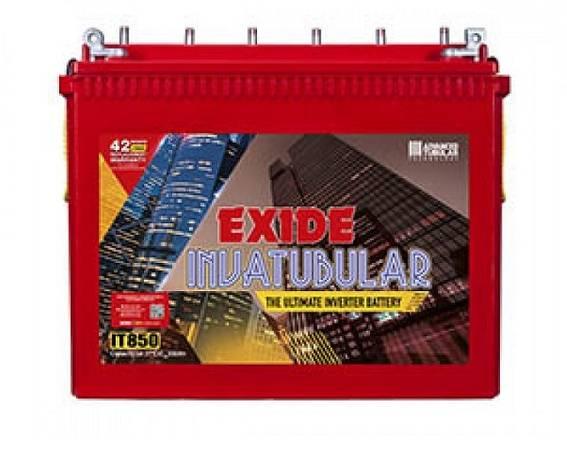 Buy Exide Inva Tubular IT850