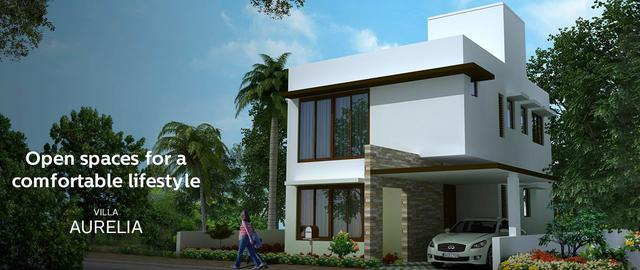 Buy villas in Sarjapur Road Luxury villas in Sarjapur Road