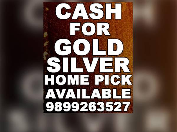 Cash For Gold in Nehru Place, Delhi