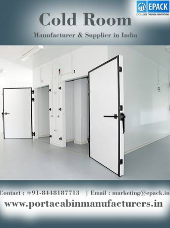 Indian Cold Room Manufacturers