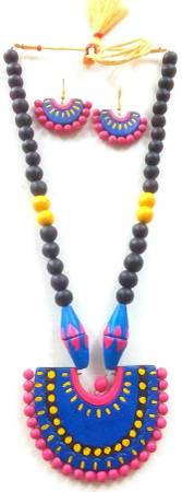 Magnificent Terracotta Necklce is liked very much by women