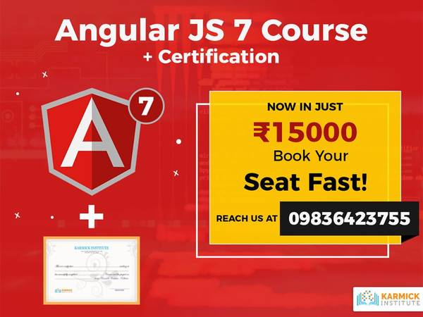 Special Offer for Angular JS Course In Kolkata