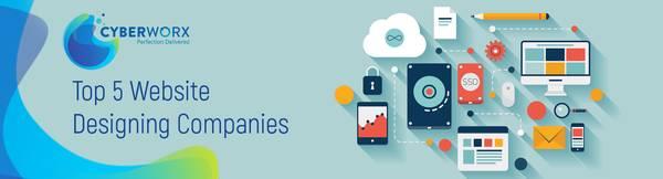 Top 5 Web Designing Companies