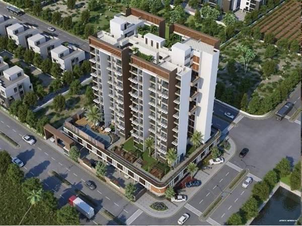 2 3 BHK Apartments in Navi Mumbai