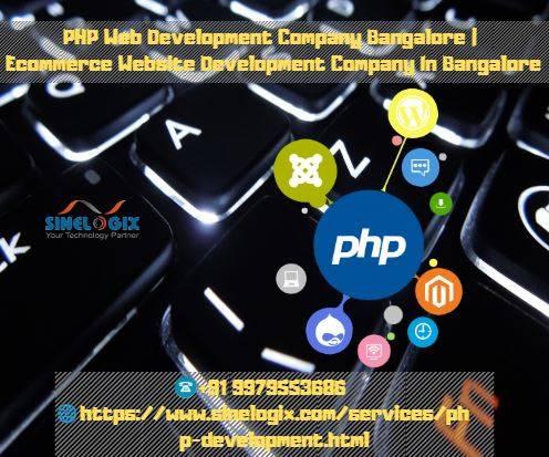 PHP Web Development Company Bangalore | Ecommerce Website