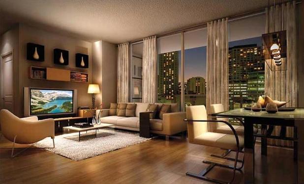 3 Bhk Apartment rent Amber Emaar Mgf Emerald Floors Sector65