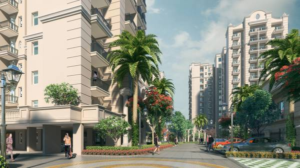 Affordable Apartment in Lucknow