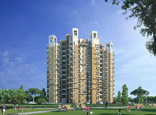 Eldeco City Dreams – 1BHK & 2BHK Flat on IIM Road, Lucknow