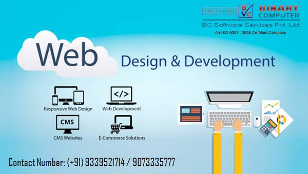 Get A New Website by the Leading Web Design and Development