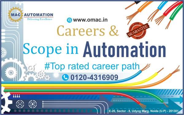 Best PLC SCADA Training Automation, Omac Automation Training