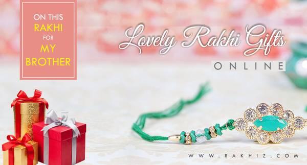 Buy Attractive Rakhi Gifts Send Rakhi Gift Hamper for your
