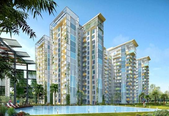 Hero Homes offers 2 3 BHK Spacious Premium apartments