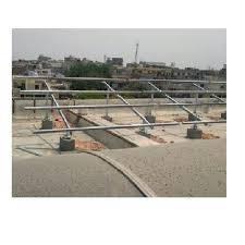 Hot Dip Galvanizing Solar Structure in Pune | Indmark