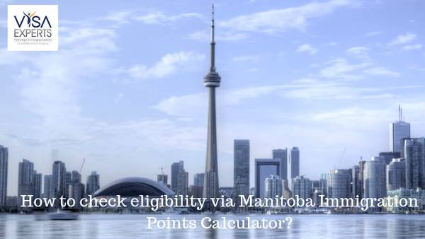 How to check eligibility via Manitoba Immigration Points