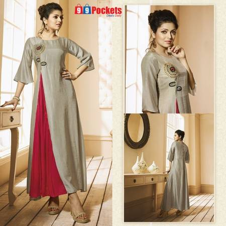 Indian Ethnic Wear Online - Kurtis