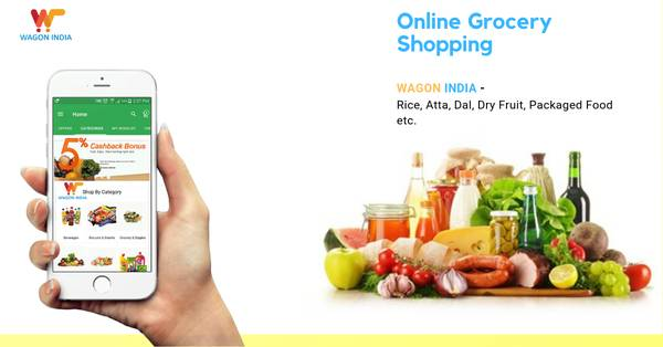 Online Grocery Shopping in India | Wagon India