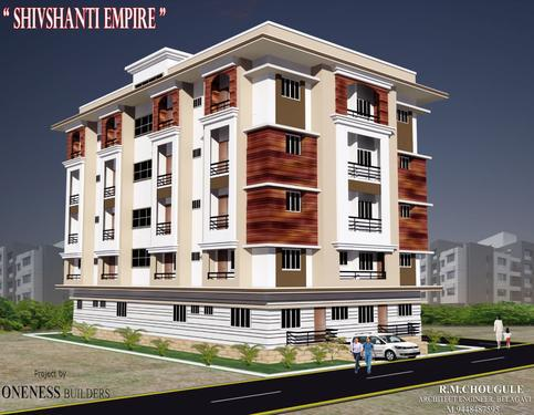 ShivShanti Empire 2BHK Residential Flats