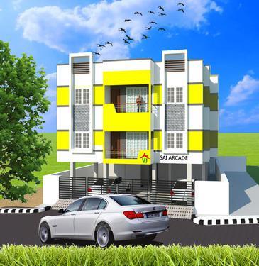2 & 3 bhk flats for sale at Rajasekarn street, V.l. puram Am