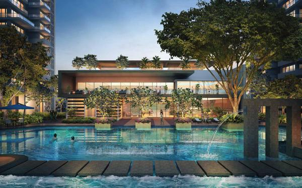 READY TO MOVE Puri Emerald Bay Ultra Luxury Apartment