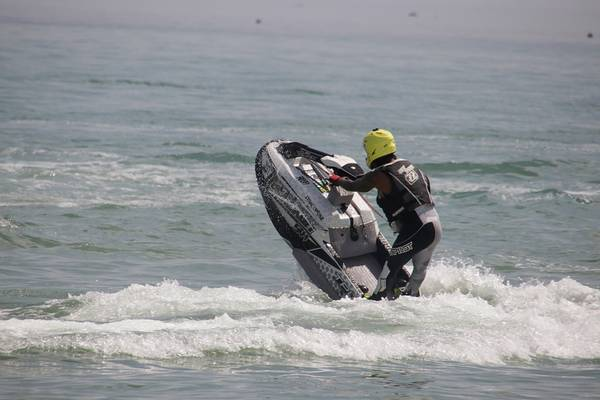 Enjoy the thrilling adventure activities in Goa