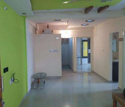 Ramkrishna Nagar 2 BHK Semi furnished House